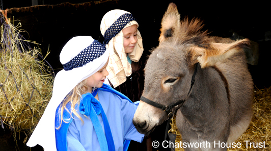 Chatsworth Nativity